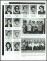 1987 Wauconda High School Yearbook Page 64 & 65