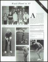 1987 Wauconda High School Yearbook Page 66 & 67