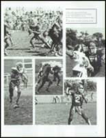 1987 Wauconda High School Yearbook Page 70 & 71