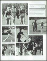 1987 Wauconda High School Yearbook Page 74 & 75