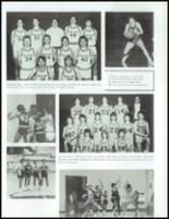 1987 Wauconda High School Yearbook Page 82 & 83