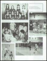 1987 Wauconda High School Yearbook Page 84 & 85