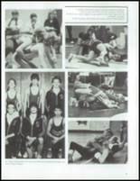 1987 Wauconda High School Yearbook Page 86 & 87