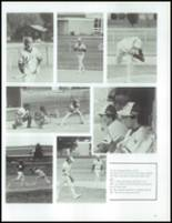 1987 Wauconda High School Yearbook Page 92 & 93