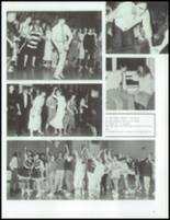 1987 Wauconda High School Yearbook Page 98 & 99