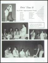 1987 Wauconda High School Yearbook Page 108 & 109