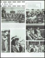 1987 Wauconda High School Yearbook Page 112 & 113
