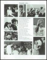 1987 Wauconda High School Yearbook Page 122 & 123