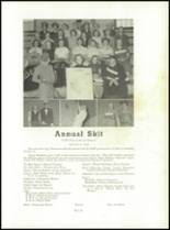 1953 Christiansburg High School Yearbook Page 10 & 11