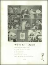 1953 Christiansburg High School Yearbook Page 12 & 13