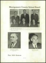 1953 Christiansburg High School Yearbook Page 18 & 19