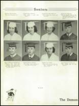 1953 Christiansburg High School Yearbook Page 30 & 31