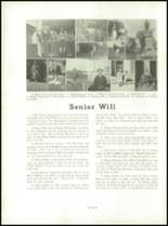 1953 Christiansburg High School Yearbook Page 38 & 39