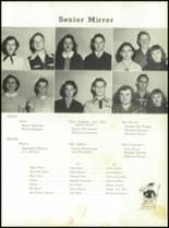 1953 Christiansburg High School Yearbook Page 40 & 41