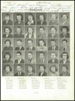 1953 Christiansburg High School Yearbook Page 46 & 47
