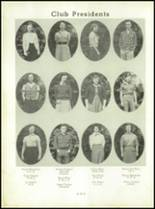 1953 Christiansburg High School Yearbook Page 56 & 57