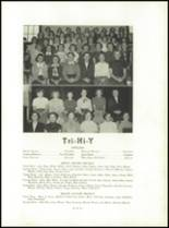 1953 Christiansburg High School Yearbook Page 60 & 61