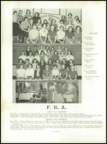 1953 Christiansburg High School Yearbook Page 62 & 63