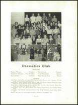 1953 Christiansburg High School Yearbook Page 64 & 65
