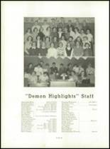 1953 Christiansburg High School Yearbook Page 66 & 67