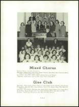 1953 Christiansburg High School Yearbook Page 68 & 69