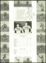 1953 Christiansburg High School Yearbook Page 74 & 75
