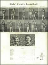1953 Christiansburg High School Yearbook Page 76 & 77