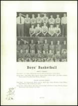 1953 Christiansburg High School Yearbook Page 78 & 79