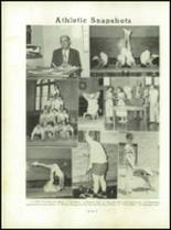 1953 Christiansburg High School Yearbook Page 84 & 85