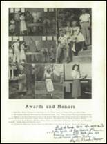 1953 Christiansburg High School Yearbook Page 92 & 93