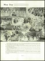1953 Christiansburg High School Yearbook Page 94 & 95