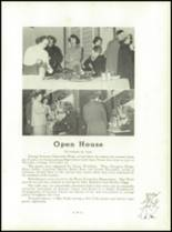 1953 Christiansburg High School Yearbook Page 100 & 101
