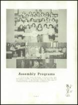 1953 Christiansburg High School Yearbook Page 104 & 105