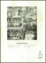 1953 Christiansburg High School Yearbook Page 106 & 107