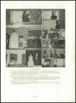 1953 Christiansburg High School Yearbook Page 110 & 111
