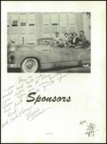 1953 Christiansburg High School Yearbook Page 112 & 113