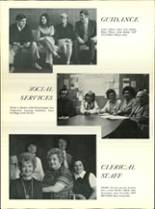 1974 Carteret High School Yearbook Page 16 & 17