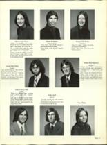 1974 Carteret High School Yearbook Page 22 & 23