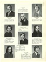 1974 Carteret High School Yearbook Page 24 & 25