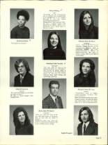 1974 Carteret High School Yearbook Page 30 & 31