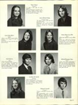 1974 Carteret High School Yearbook Page 32 & 33