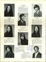 1974 Carteret High School Yearbook Page 36 & 37