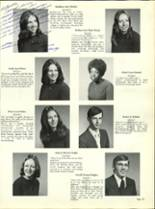 1974 Carteret High School Yearbook Page 38 & 39