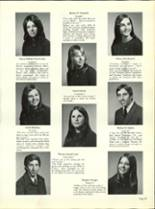 1974 Carteret High School Yearbook Page 42 & 43