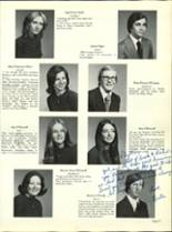 1974 Carteret High School Yearbook Page 50 & 51