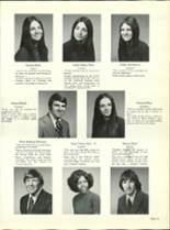 1974 Carteret High School Yearbook Page 52 & 53