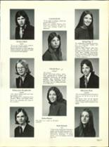 1974 Carteret High School Yearbook Page 54 & 55
