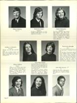 1974 Carteret High School Yearbook Page 58 & 59