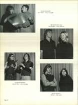 1974 Carteret High School Yearbook Page 82 & 83