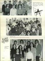 1974 Carteret High School Yearbook Page 88 & 89